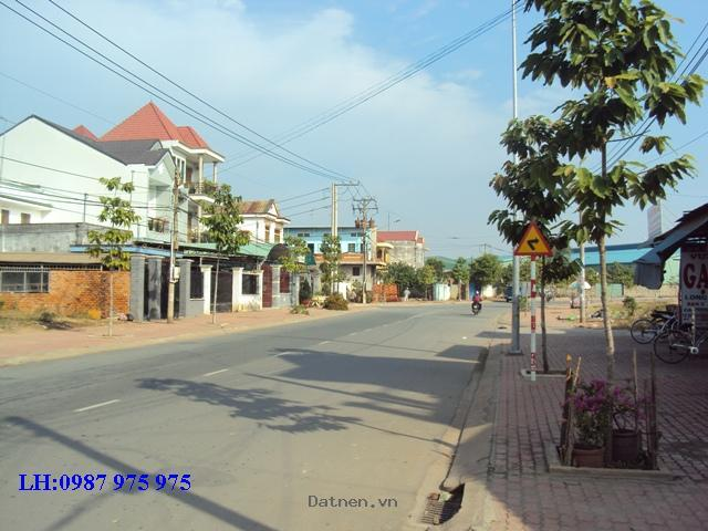 Bán đất tái định cư phú mỹ(phường phú tân)