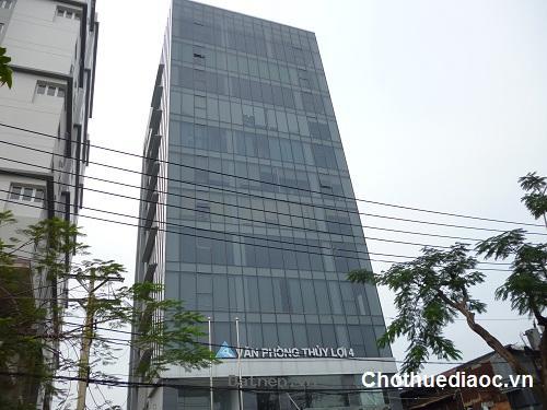 Văn phòng cho thuê quận Bình Thạnh, văn phòng Thuỷ Lợi 4 Building, Call 090.268.5050