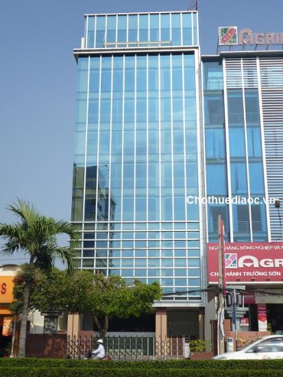 Cho thuê toà nhà 2.600m2 mặt tiền đường Trường Sơn Tân Bình, Call 090.268.5050