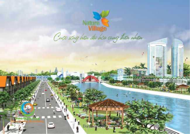Đất nền giá hot dự án Nature Village