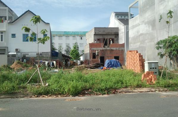 Bán đất khu dân cư Hiệp Thành, Bình Dương. DT 17 x 21m