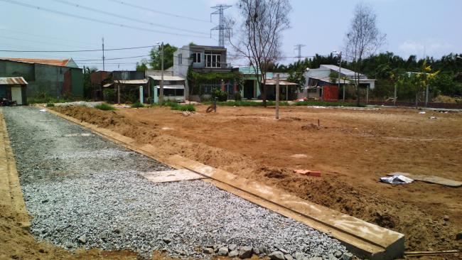 Bán Đất thổ 4x8m xây dựng tự do, giá rẻ 232 triệu/nền 6.2tr/m2 vị trí đẹp