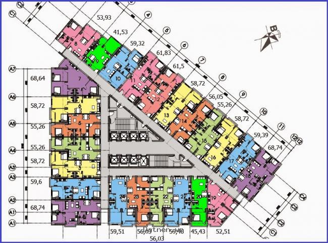 Sức hút từ chung cư VP6 với giá hấp dẫn