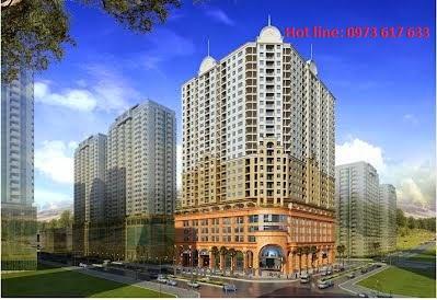 Cần bán căn hộ thuộc chung cư Tây Hà giá chủ đầu tư