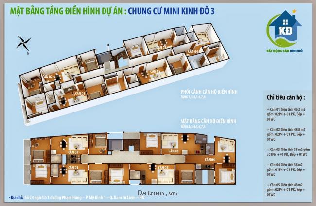 Chính chủ mở bán chung cư mini mỹ đình chỉ 590 triệu/căn
