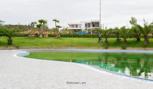 Xuất cảnh, thanh lý nền biệt thự biển Sunny Villa Phan Thiết 240m2 1 tỷ