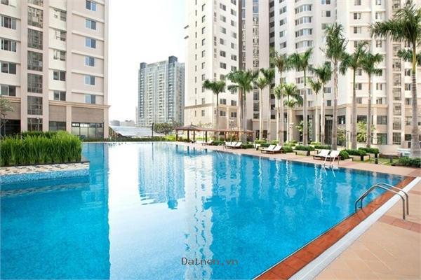 Bán căn hộ cao cấp ngay cầu Quang Trung, giá 700tr VAT,trả góp LS0%