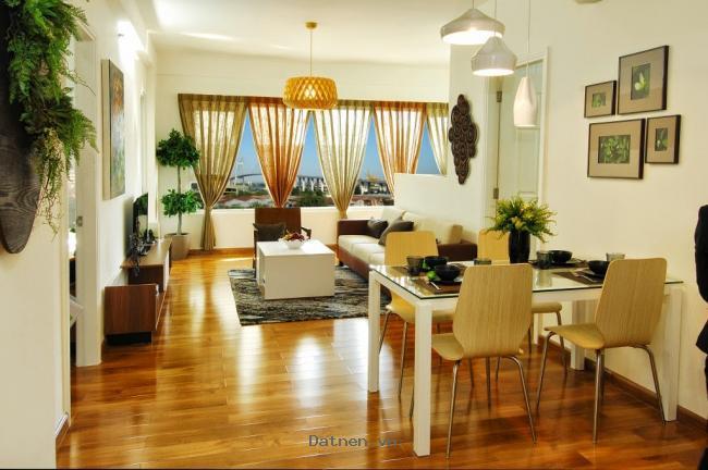 Bán căn hộ 720tr/c VAT, trung tâm Q12,160tr sở hưu, đủ tiện nghi, trả góp 15 năm