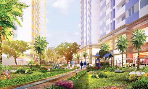 Hưng Ngân Garden – 669TR/Căn 2PN – Hỗ trợ gói 30.000 tỷ, lãi suất 5%/năm trong 10 năm.