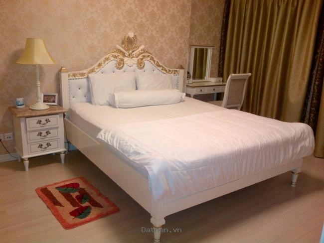 Cho thuê căn hộ Cantavil Hoàn Cầu, 3PN, 138m2, Full nội thất, giá tốt Call 090.268.5050