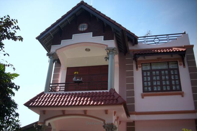 Bán biệt thự tại thành phố Thủ Dầu Một, Bình Dương