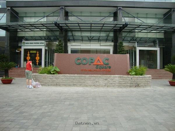 Cho thuê văn phòng Copac Square Office Tôn Đản  Quận 4