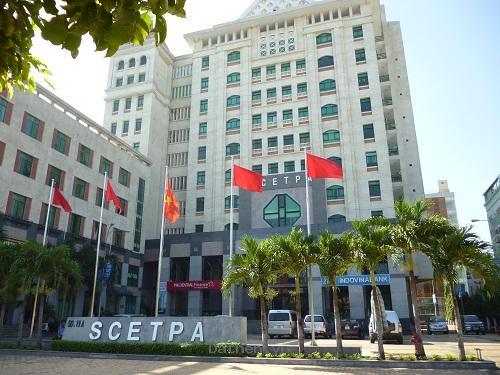 Cho thuê văn phòng Scetpa Building đường Cộng Hòa, Q. Tân bình