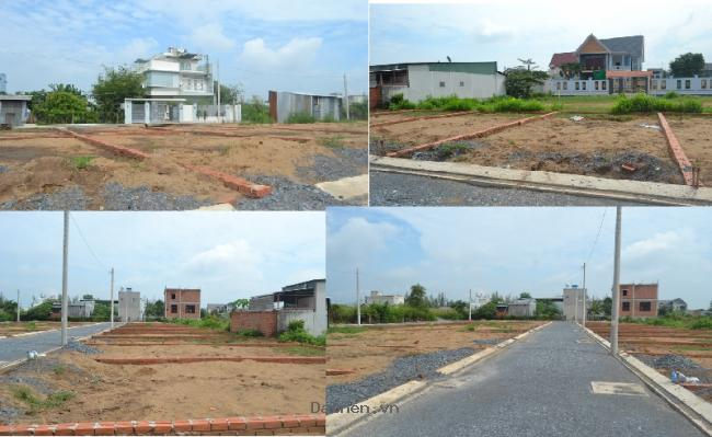 bán đất thổ cư 100%,bao sang tên,GPXD, xd tự do đối diện Làng đại học- chỉ 6.6tr/m2.lh 0906 08 1417