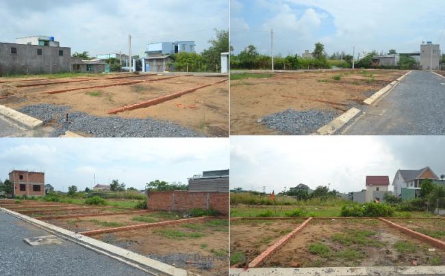 Chính chủ bán gấp đất thổ cư khu D làng Đại Học, giá 950 triệu, ngân hàng cho vay