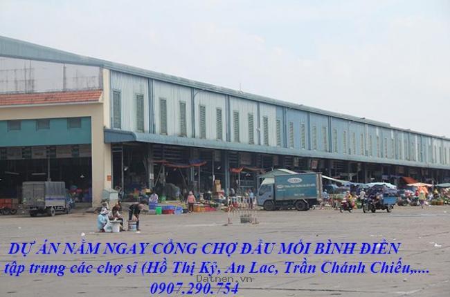 Bán đất nền Quận 8, Hồ Chí Minh giá gốc chủ đầu tư
