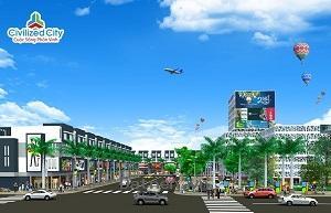 Khu Đô Thị Mới mang đẳng cấp Quốc Tế - Civilized City.