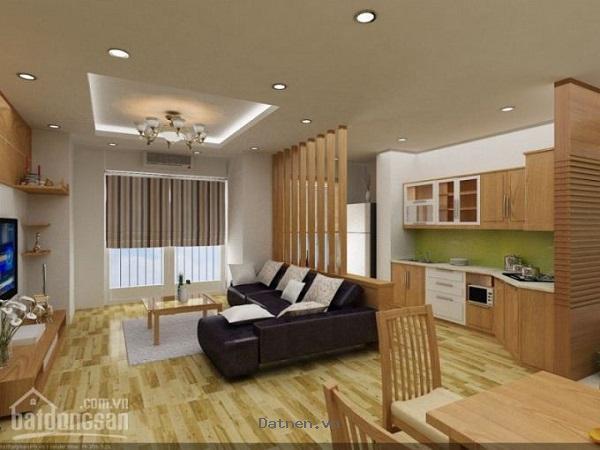 Chung cư mini Xuân La – Tây Hồ giá 560 triệu/căn full nội thất ở ngay