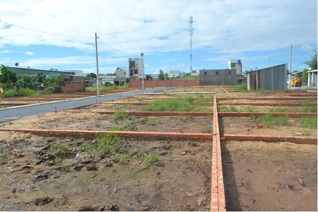 Chỉ còn 1 nền đất ở cuối 5x11m khu dân cư mới Nhà Bè nhận ngay giấy phép XD