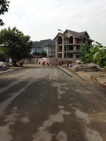 Dự Án Phú Kim Long - Khu nhà Phố Biệt Thự Cao cấp - P.Phú Hữu - Q9