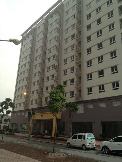 Bánn căn hộ giá rẻ khu tái định cư tổ hơp 310 Minh Khai.