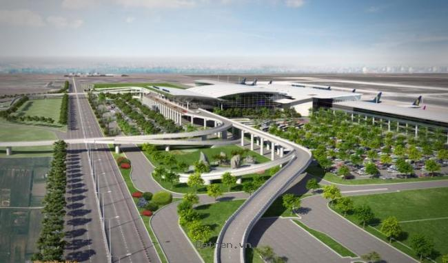 Đất nền ngay sân bay quốc tế Long Thành,sổ đỏ,thổ cư 100% LH:0965.611.672