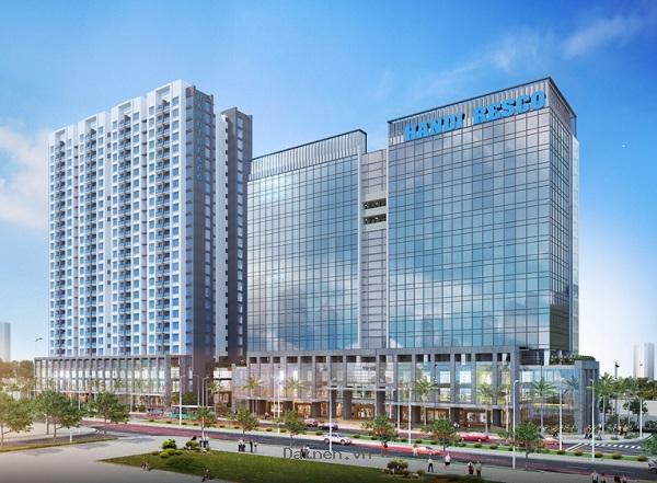 Mở bán đợt đầu chung cư Handi Resco Tower, Lê Văn Lương, Thanh Xuân