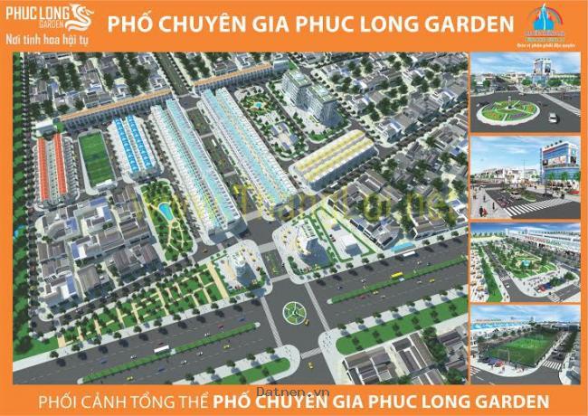Tặng ngay chuyến du lịch Singapore khi sở hữu đất dự án phố chuyên gia Phúc Long Garden