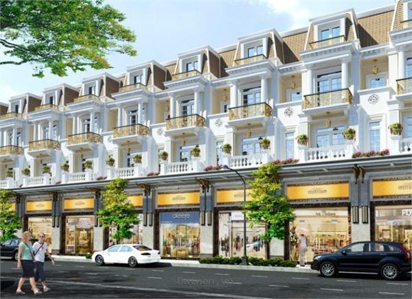 Mua nhà tại dự án cityland center hills trúng toyota vios 700 triệu