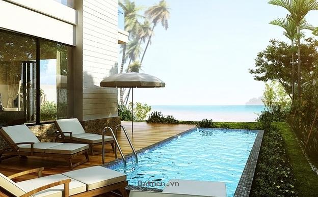 Biệt thự biển nghỉ dưỡngi Vinpearl Premium Phú Quốc