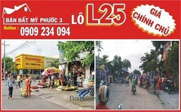 Lô H29 Mỹ Phước 3