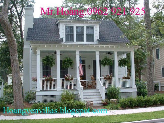 Biệt thự ngoại ô kiểu Mỹ - Nhà Đẹp - View Đẹp - Sổ đỏ trao tay