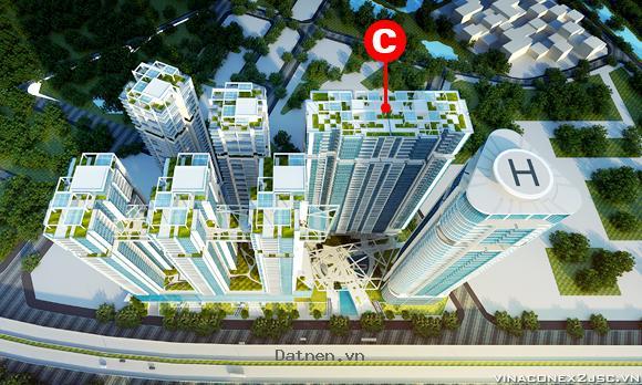 Hôm nay mở bán đợt 2 dự án VC2 Kim Văn Kim Lũ, LH đặt căn tầng đẹp nhất!!!