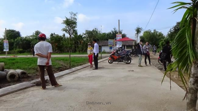 đất Bình Chánh, mặt tiền đường Tỉnh Lộ 10, thổ cư 100%, xây dựng tự do