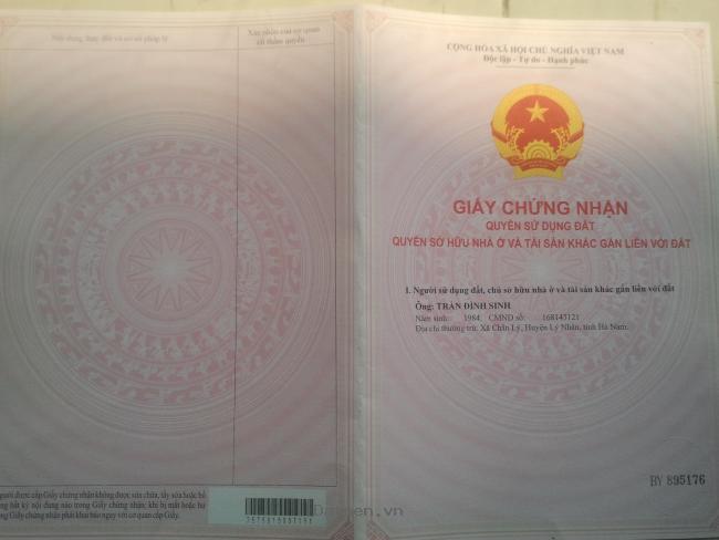 Bán đất chính chủ phường Phú Hòa, Thủ Dầu Một