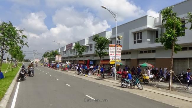 Chính thức mở bán đất MT đường 70m khu phố Nam Long