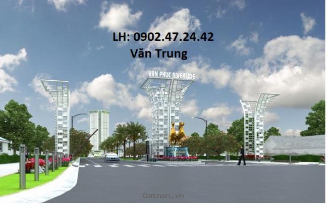 Đất nền dự án Vạn Phúc, QL 13 – Hiệp Bình Phước- Thụ Đức,LH: 0902.47.24.42