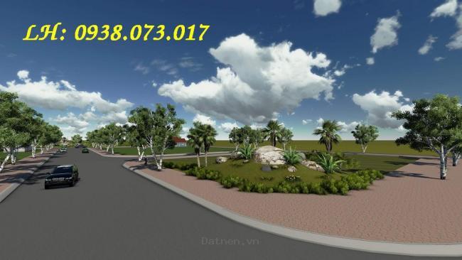 Mở bán đất nền sổ đỏ MT Nguyễn Tri Phương nd - Phạm Hùng - Giá chỉ từ 7,5tr/m2