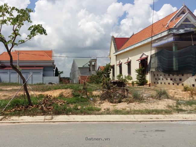 Bán đất đường D3 khu dân cư Chánh Nghĩa, Thủ Dầu Một