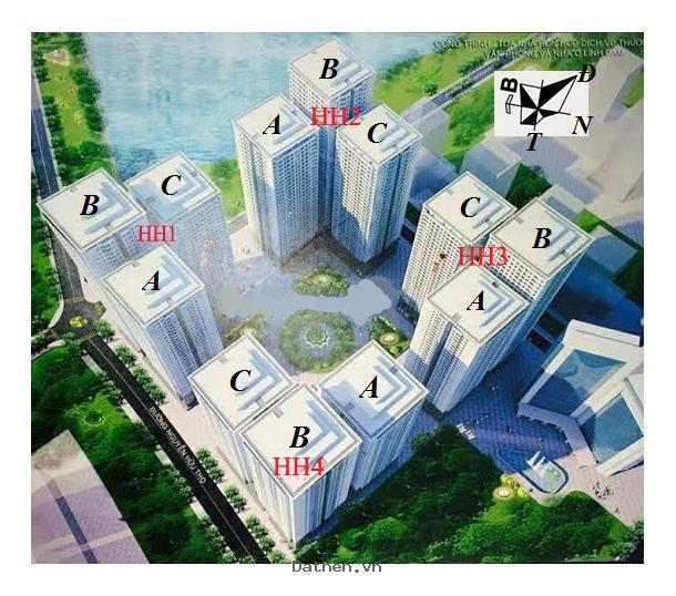 Nhận tư vấn, đặt mua chung cư HH1- HH2- HH3- HH4 Linh Đàm vay gói 30.000 tỷ miễn phí
