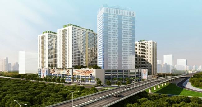 Mua Căn hộ Hà Nội chỉ với 250 triệu tại dự án Thăng Long Victory KĐT An Khánh