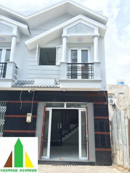 Bán nhà mới 4.8 x11m 2 tầng đ. Dương cát lợi giá 1,6 tỷ