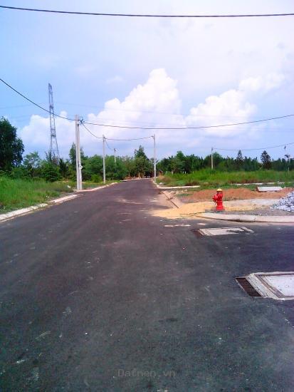 Đất thổ cư hạ tầng tốt, khu vực đang XD, có sẵn GPXD, mua ngay, XD ngay