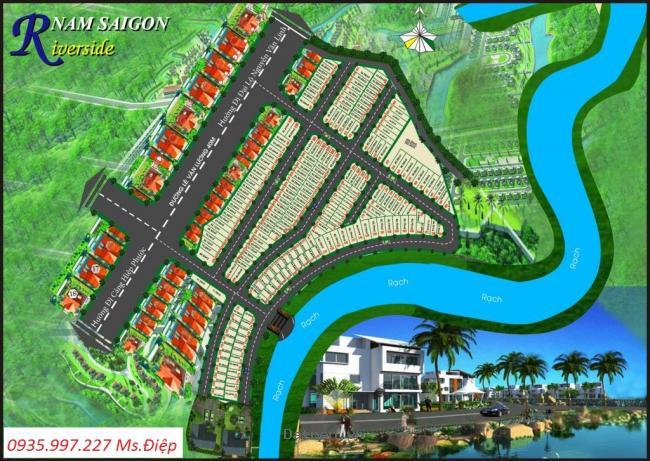Nam Sài  Gòn Riverside