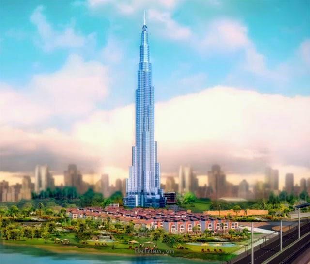 Chính Thức Mở Bán Tòa Tháp Landmarrk 81 Tầng Top 10 Thế Giới 0939341118