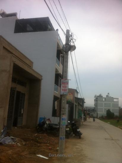 Cần bán gấp lô đất ngay trung tâm Q. Bình Tân, giá khoảng 1.74 tỷ, đất thổ cư 100%