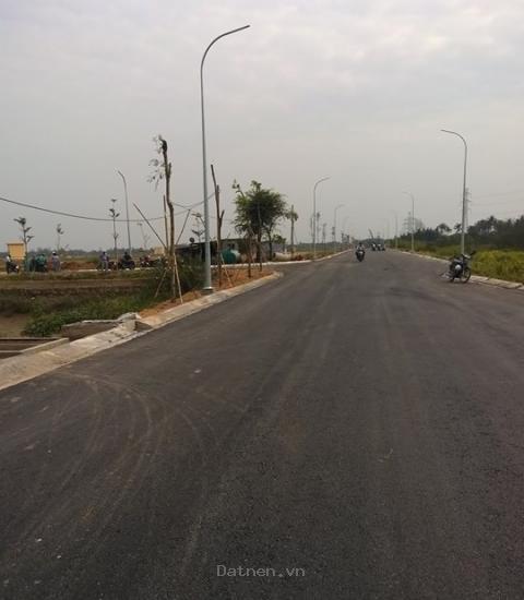 cần bán gấp lô đất nền 3 mặt sông quận 9, đường Nguyễn Duy Trinh