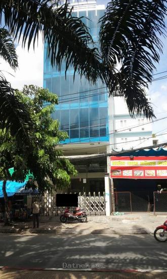 Cho thuê nhà mặt tiền đường 9A Trung Sơn, 6x20m, 7 tầng, thang máy, 60 triệu/tháng