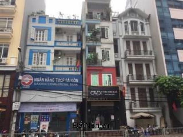 Bán nhà mặt phố Vũ trọng phụng đối diện Habulico quận Thanh Xuân
