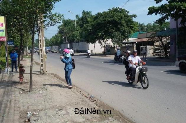 Đất trung tâm Thành Phố Biên Hòa ngay cầu Hóa An đầu tư, kinh doanh tốt view sông